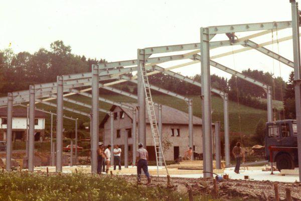 bau-Halle-Juni-1985